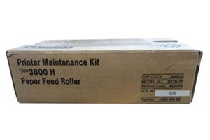 Ricoh 400576 [OEM] Paper Feed Roller Kit for Ricoh Aficio AP3800