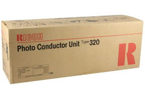 Ricoh 400633 Black Type 320 [OEM] Genuine Photoconductor Unit AP3200