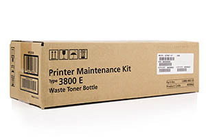 Ricoh 400662 [OEM] Waste Toner Bottle for Aficio AP3800 AP3850 printer