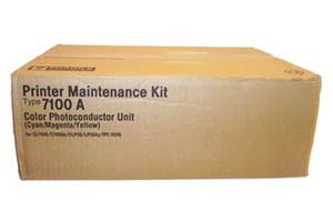 Ricoh 402050 Color 3 PK [OEM] Genuine Photoconductor Unit Kit CL7100