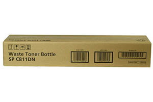 Ricoh 402716 [OEM] Genuine Waste Toner Bottle for Aficio SPC811 SPC821