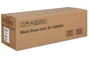 Ricoh 403115 Black Original Drum Unit for Aficio SPC820 SPC821