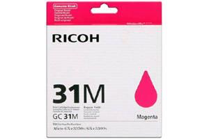 Ricoh 405690 [OEM] Genuine Magenta Ink Cartridge for GXE3300N GXE7700N
