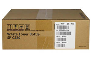 Ricoh 406043 [OEM] Waste Toner Bottle for Aficio SPC220 SPC240SF