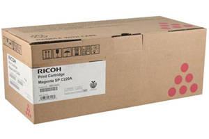 Ricoh 406048 Magenta Original Toner Cartridge for Aficio SPC220N