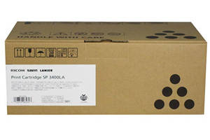 Ricoh 406464 [OEM] Genuine Toner Cartridge Aficio SP3400N SP3500N
