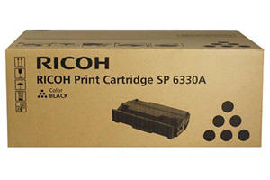 Ricoh 406628 [OEM] Genuine Toner Cartridge Aficio SP6330N Printer