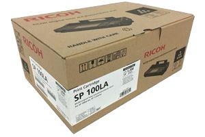 Ricoh 407165 Black Original Toner Cartridge Aficio SP100e SP112