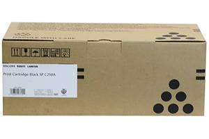 Ricoh 407539 Black [OEM] Genuine Toner Cartridge for SPC250 SPC261DNw