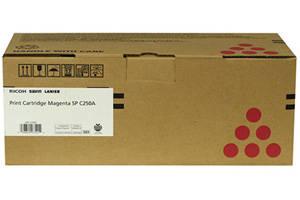 Ricoh 407541 Magenta [OEM] Genuine Toner Cartridge for SPC250 SPC261DN