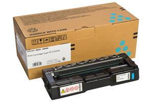 Ricoh 407654 Cyan [OEM] Genuine Toner Cartridge for SPC252DN SPC252SF