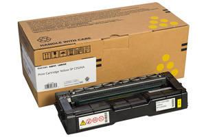 Ricoh 407656 Yellow [OEM] Genuine Toner Cartridge for SPC252DN SPC262