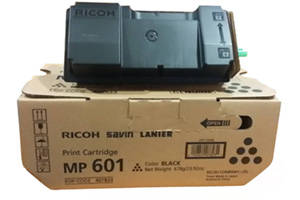 Ricoh 407823 (MP601) OEM Genuine Black Toner Cartridge MP601SPF SP5300
