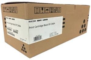 Ricoh 407895 Black Original Toner Cartridge for SPC340DN printers