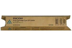 Ricoh 821108 Cyan [OEM] Genuine  Toner Cartridge for Aficio SPC430DN