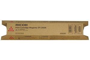 Ricoh 821107 Magenta [OEM] Genuine Toner Cartridge for Aficio SPC430DN