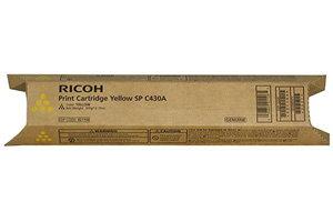 Ricoh 821106  Yellow [OEM] GenuineToner Cartridge for Aficio SPC430DN