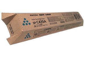 Ricoh 821246 Cyan Original Toner Cartridge for SPC435DN