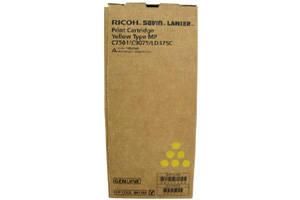 Ricoh 841360 Yellow Original Toner Cartridge for Aficio MPC6501SP