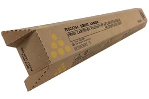 Ricoh 841421 Original Yellow Toner Cartridge for Aficio MPC2800 MPC3001 MPC3501