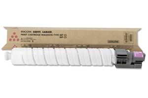 Ricoh 841454 Magenta Original Toner Cartridge for Aficio MPC4000