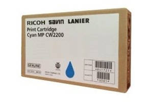 Ricoh 841721 Cyan [OEM] Genuine Ink Cartridge for Aficio MPCW2200SP