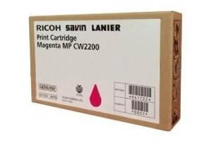 Ricoh 841722 Magenta Original Ink Cartridge for Aficio MPCW2200SP