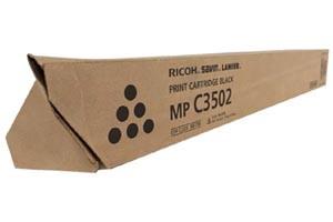 Ricoh 841735 Black Original Toner Cartridge Aficio MPC3002 C3502