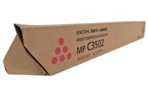 Ricoh 841737 Magenta Original Toner Cartridge for Aficio MPC3002