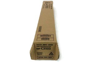 Ricoh 841813 Black Original Toner Cartridge MPC3003 MPC3503