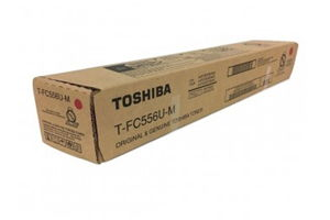 Toshiba T-FC556UM Magenta OEM Genuine Toner Cartridge for 5506AC