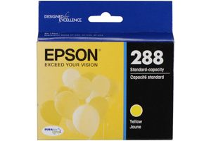 Epson T288420 Yellow OEM Genuine Ink Cartridge for XP-446 XP-430