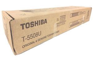 Toshiba T-5508U Black OEM Genuine Toner Cartridge for e-STUDIO 5508A