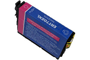 Epson T702XL320 Magenta Compatible Ink Cartridge for WF-3730 WF-3720