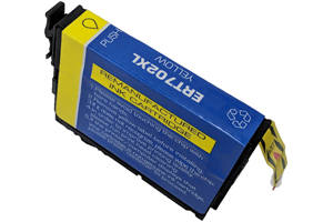 Epson T702XL420 Yellow Compatible Ink Cartridge for WF-3730 WF-3720