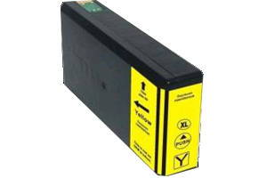Epson T786XL420 786XL Remanufactured High Yield Yellow Ink Cartridge