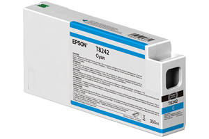 Epson T824 T824200 Cyan OEM Genuine Ink Cartridge SureColor for P6000