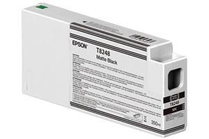 Epson T824 T824800 Matte Black OEM Genuine Ink Cartridge for P6000