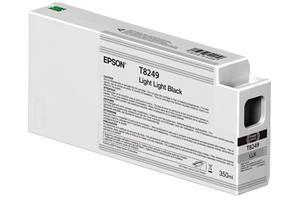 Epson T824 T824900 Light Lt Black OEM Genuine Ink Cartridge for P6000