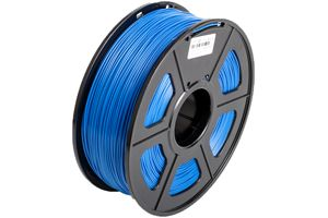 ABS Blue Grey Filament 1.75mm 1kg Supply Spool for 3D Printer