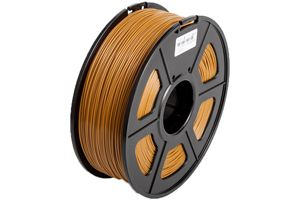 ABS Brown Filament 1.75mm 1kg Supply Spool for 3D Printer