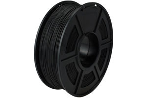 ABS Conductive Black Filament 1.75mm 1kg Supply Spool for 3D Printer