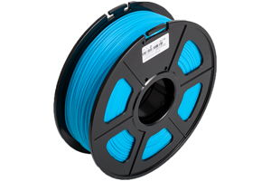 ABS Noctilucent Blue Filament 1.75mm 1kg Supply Spool for 3D Printer