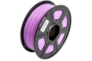 ABS Noctilucent Purple Filament 1.75mm 1kg Supply Spool for 3D Printer