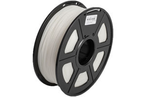 ABS Noctilucent White Filament 1.75mm 1kg Supply Spool for 3D Printer