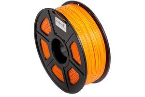 ABS Orange Filament 1.75mm 1kg Supply Spool for 3D Printer