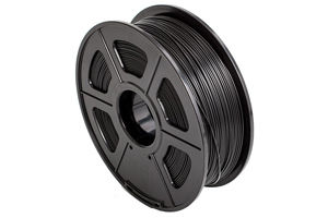 PETG Black Filament 1.75mm 1kg Supply Spool for 3D Printer