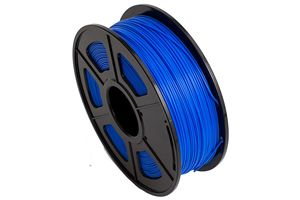 PETG Blue Filament 1.75mm 1kg Supply Spool for 3D Printer