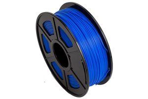 PETG Blue Filament 1.75mm 1kg Supply Spool for 3D Printer