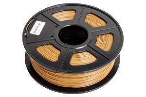 PLA Brown Filament 1.75mm 1kg Supply Spool for 3D Printer